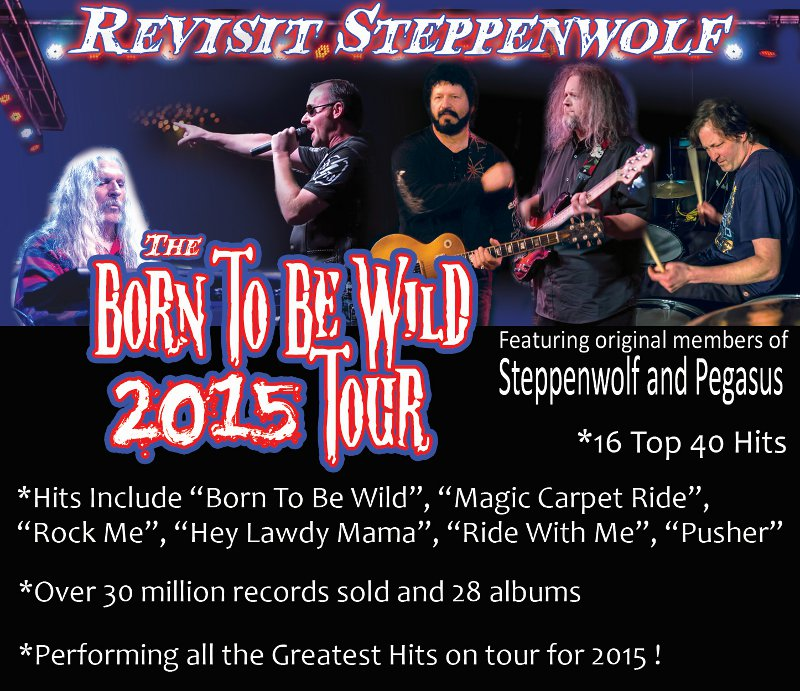 Revisit Steppenwolf