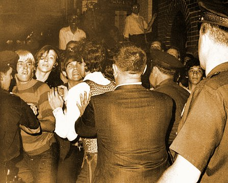Stonewall Riots, June 28, 1969